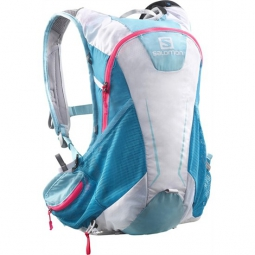 SALOMON Sac Agile 12 SET Bleu Blanc