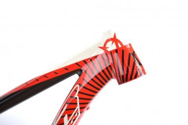 VIPER Cadre X-Team 29´´ Noir/Rouge