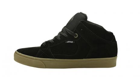 Chaussures BMX Lotek Nightwolf Mid Noir Gum