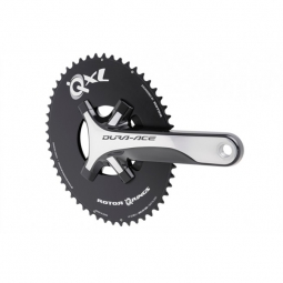 ROTOR Caches Vis pour SHIMANO DURA ACE 9000 110mm 4 Branches 11V