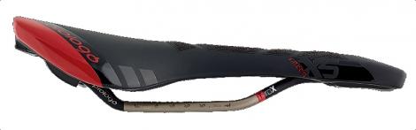 PROLOGO Selle NAGO EVO X15 T-Irox 135 Noir