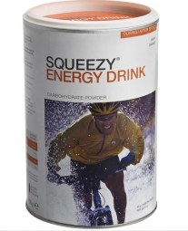 SQUEEZY Boisson Energetique 500g-Orange