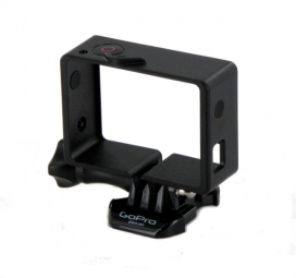 GOPRO Fixation THE FRAME pour Hero4/Hero3+/Hero3