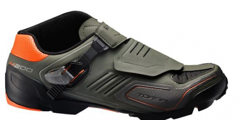 Chaussures VTT Shimano M200G Kaki