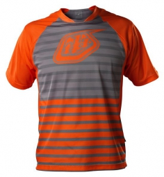 TROY LEE DESIGN Jersey SKYLINE HORIZON Orange