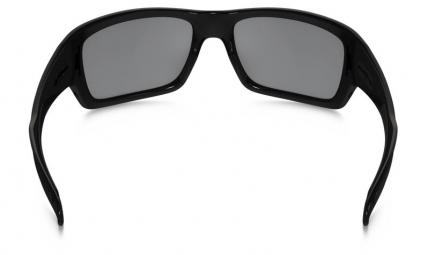 Lunettes Oakley TURBINE Noir Gris Polarisé