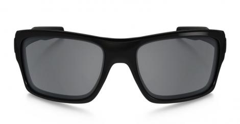 Lunettes Oakley TURBINE Noir Gris