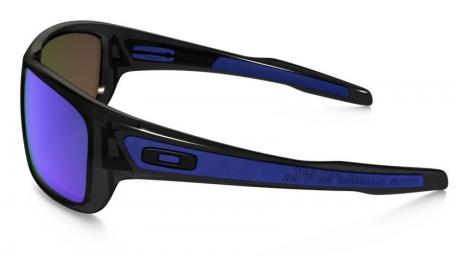 Lunettes Oakley TURBINE Noir Bleu