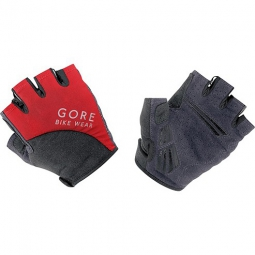 GORE BIKE WEAR 2015 Paire de Gants ELEMENT Noir/Rouge