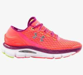 Zapatillas UNDER ARMOUR UA SPEEDFORM GEMINI Mujer Rosa