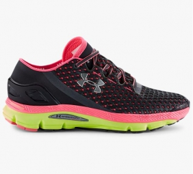 Zapatillas UNDER ARMOUR UA SPEEDFORM GEMINI Mujer Negro