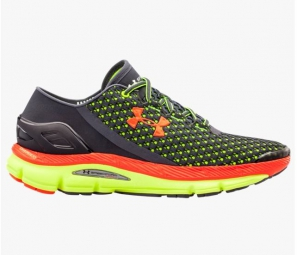 Zapatillas UNDER ARMOUR UA SPEEDFORM GEMINI Hombre Negro