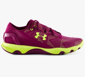 Zapatillas UNDER ARMOUR SPEEDFORM APOLLO Mujer Berenjena