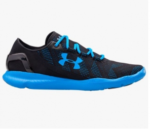 Zapatillas UNDER ARMOUR UA SPEEDFORM APOLLO Hombre Negro Azul