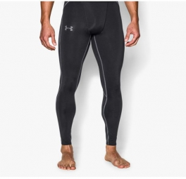 UNDER ARMOUR Legging Hommes Compression HEATGEAR ARMOURVENT Noir