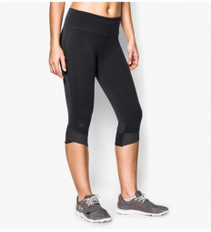UNDER ARMOUR Corsaire Compression Femmes FLY-BY Noir