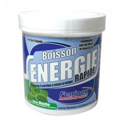 FENIOUX Multi-Sports Boisson Energie Rapide 500g Gout Menthe