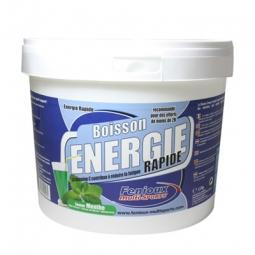 FENIOUX Multi-Sports Boisson Energie Rapide 1.5kg Gout Menthe