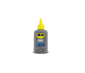 WD-40 Lubrifiant Chaîne Conditions Humides 100ML