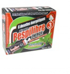 FENIOUX Multi-Sports Pack Respilibre Energie 3 (6 gels)