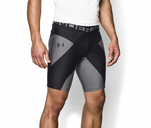 Photo ref 040 UNDER ARMOUR Short Compression HEATGEAR CORESHORT PRIMA