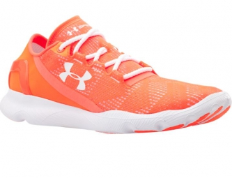 Zapatillas UNDER ARMOUR SPEEDFORM APOLLO Mujer Naranja