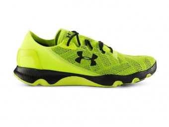 Zapatillas UNDER ARMOUR SPEEDFORM APOLLO Hombre Amarillo
