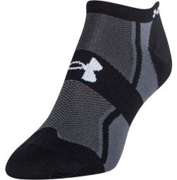 UNDER ARMOUR Socks Women SPEEDFORM NO-SHOW Black
