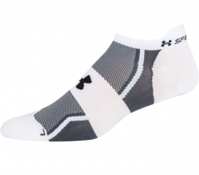 UNDER ARMOUR Chaussettes Homme SPEEDFORM NO-SHOW Noir