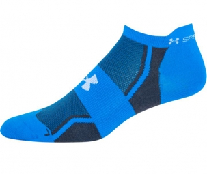 UNDER ARMOUR Chaussettes Homme SPEEDFORM NO-SHOW Bleu