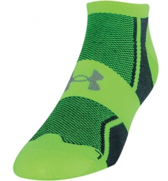 UNDER ARMOUR Chaussettes Homme SPEEDFORM NO-SHOW Jaune