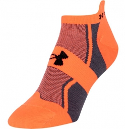 UNDER ARMOUR Chaussettes Femme SPEEDFORM NO-SHOW Orange