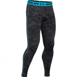 UNDER ARMOUR Legging Compression Hommes HEATGEAR ARMOUR Noir