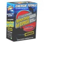 FENIOUX MULTI-SPORTS Pack Energie Totale 4x Gel Express Guarana, 4xGel Optimum Energie