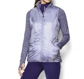 UNDER ARMOUR Veste Sans Manches Femme COLDGEAR INFRARED Lavende