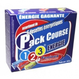 FENIOUX Multi-Sports Pack Turbo Punch (6 gels)