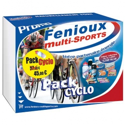 FENIOUX Multi-Sports Pack Cyclo FMS
