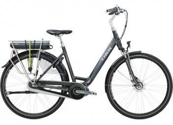 TREK 2015 Vélo Electrique LM400+ LOW Slate Gris