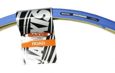MAXXIS Pneu SIERRA 700x23C Bleu Rigide TB81799500