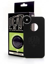 DEATHLENS Grand Angle pour IPhone 5C Noir