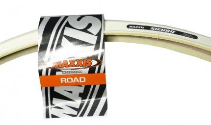 MAXXIS Pneu SIERRA 700x23C Blanc Rigide TB81799800