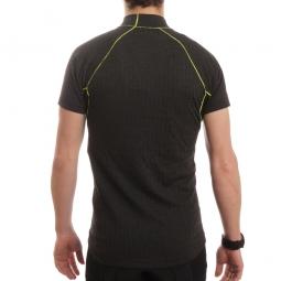 NORTHWAVE 2015 Sous-Vêtement technique KARBON TEX manches courtes Gris Orange