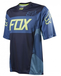FOX 2015 Maillot manches courtes DEVICE Navy