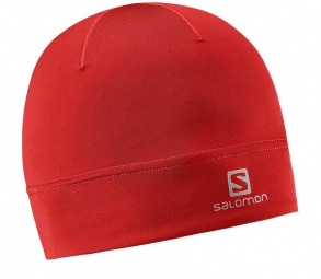 SALOMON Bonnet ACTIVE Rouge