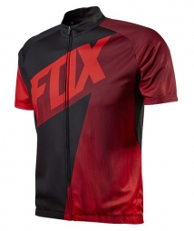 FOX 2015 Maillot manches courtes LIVEWIRE RACE Rouge