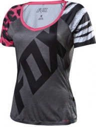 FOX 2015 Maillot manches courtes LINX Rose Femme