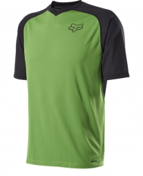 FOX Maillot Manches Courtes INDICATOR Vert
