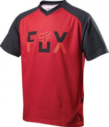 FOX Tee Shirt Enfant Manches courtes RANGER Rouge