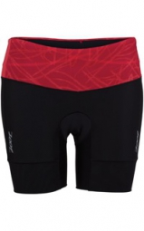 ZOOT Short PERFORMANCE TRI 6´´ Noir/Rose