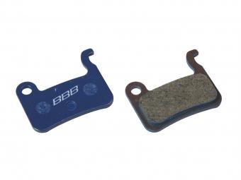 BBB Paire de plaquettes Organique DiscStop Shimano XTR BBS-54